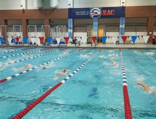 SwimSwam visits NAC Practice: Pancakes + Practice