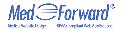 MedForward HIPAA Forms and Medical Website Design