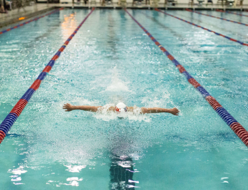 How Parents Can Handle Their Swimmer's Failures and Mistakes